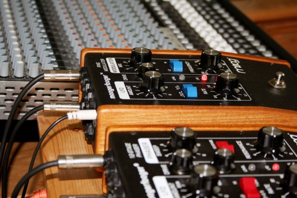 Pro Mixing & Outboard